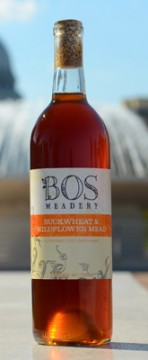 Buckwheat Wildflower Mead